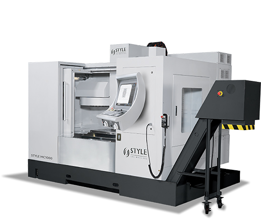 STYLE MC 1000 machining center