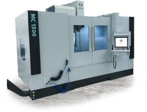 STYLE MC 1500 CNC bewerkingscentrum freesbank