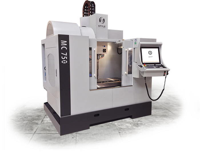 STYLE MC 750 machine center